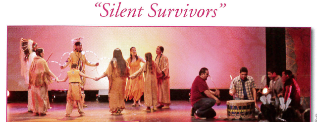 image from Silent Survivor performance